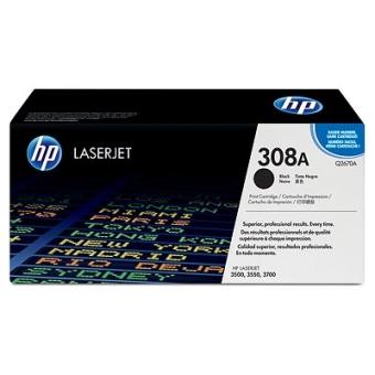 Картридж HP 308A black (Original)