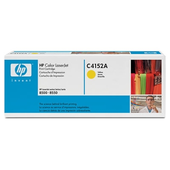Print Cartridge HP C4152A yellow (Original)