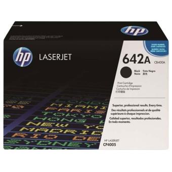 Картридж HP 642A black (Original)