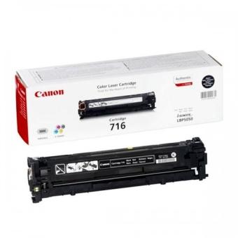 Cartridge Canon 716 black (Original)