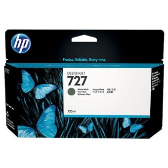 Картридж HP B3P22A № 727 Matte Black