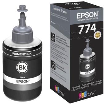 Контейнер с чернилами Epson C13T77414A №774 Black Original