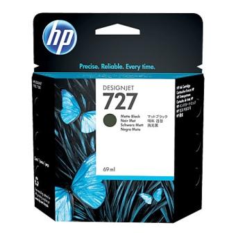 Картридж HP C1Q11A № 727 Matte Black