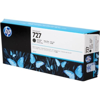 Картридж HP C1Q12A № 727 Matte Black