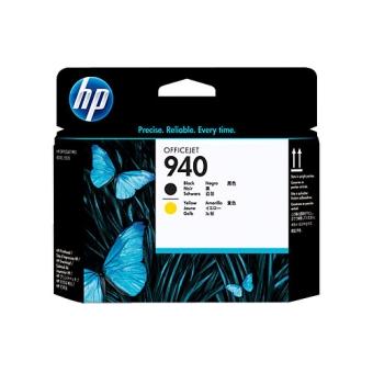 Печатающая головка HP № 940 black and yellow (Original)