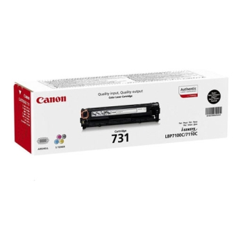 Print Cartridge Canon 731 black (Original)