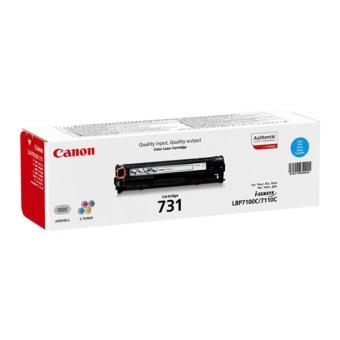 Print Cartridge Canon 731 cyan (Original)