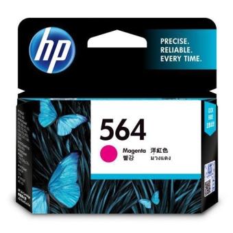 Картридж HP CB319WA № 564 magenta