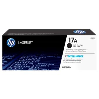 Картридж HP 17A black (Original)