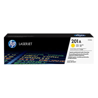 Print Cartridge HP 201A yellow (Original)