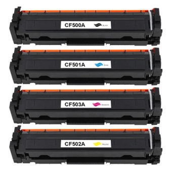 Print Cartridge CF500A (№ 202A) black