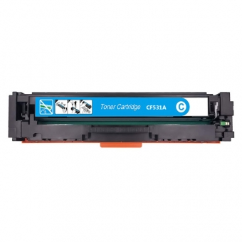 Print Cartridge CF531A (№ 205A) cyan