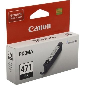 Ink Cartridge Canon CLI-471BK (Original)