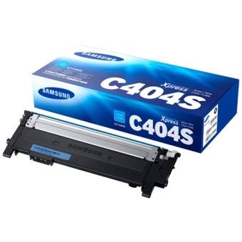 Картридж Samsung CLT-C404S голубой Original