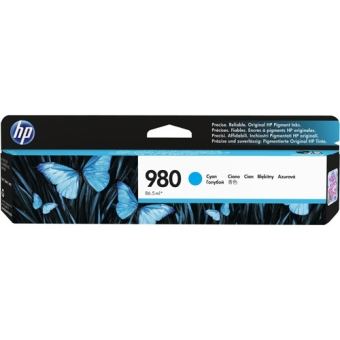 Ink Cartridge HP 980 D8J07A Cyan