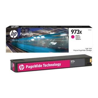 Картридж HP F6T78AE № 913A magenta