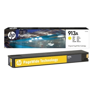 Картридж HP F6T79AE № 913A yellow