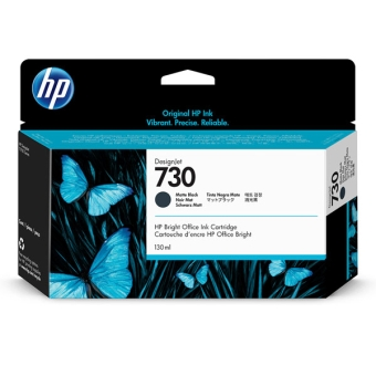 Картридж HP P2V65A № 730 Black 130 ml (Original)