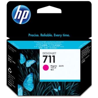 Картридж HP 711 Magenta (Original)