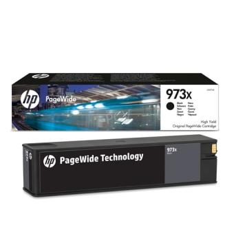 Картридж HP L0S07AE № 973X black