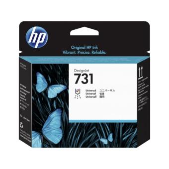 Печатающая головка HP № 731 Cyan, Gray, Magenta, Matte Black, Photo Black, Yellow (Original)
