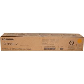 Тонер-картридж Toshiba T-FC30EY yellow