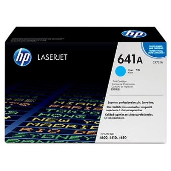 Print Cartridge HP 641A cyan (Original)
