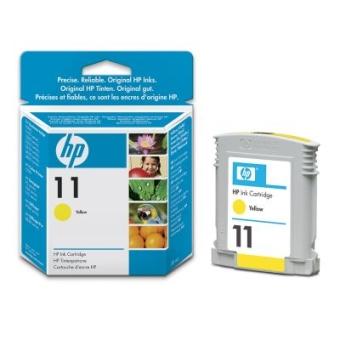 Картридж HP № 11 yellow (Original)