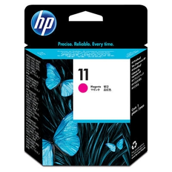 Печатающая головка HP № 11 magenta (Original)