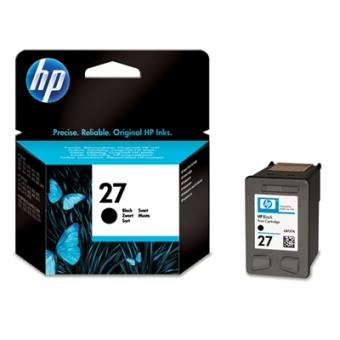 Картридж HP № 27 black (Original)