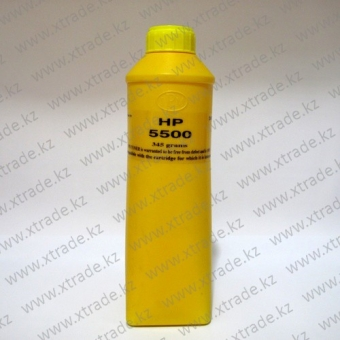 Тонер HP CLJ 5500 Yellow IPM