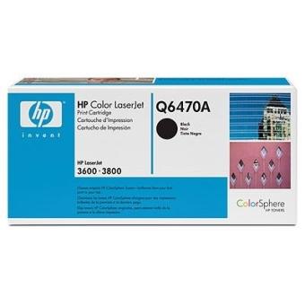Print Cartridge HP 501A black (Original)