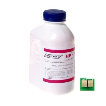 Тонер HP CLJ CP1215 Magenta IPM