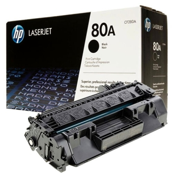 Print Cartridge HP 80A black (Original)