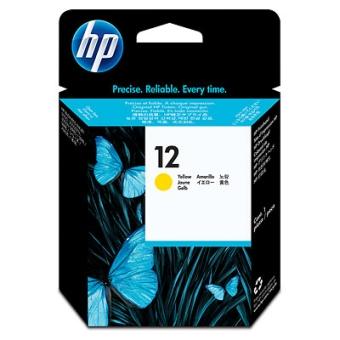 Печатающая головка HP № 12 yellow (Original)