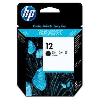 Печатающая головка HP № 12 black (Original)