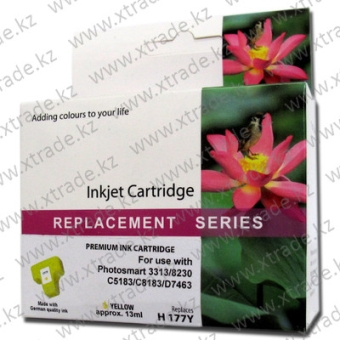 Inkjet Cartridge HP 177 yellow