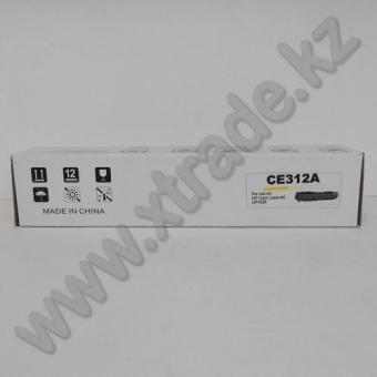Картридж CE312A yellow