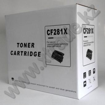 Картридж CF281X (№ 81X)