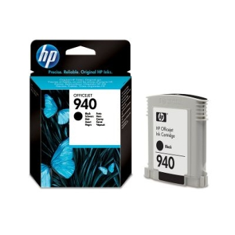 Ink Cartridge HP № 940 black (Original)