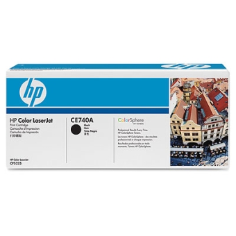 Картридж HP 307A black (Original)