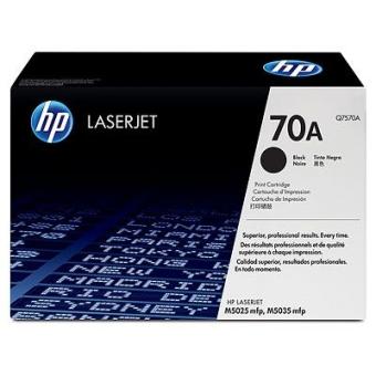 Картридж HP (Q7570) 70A black (Original)