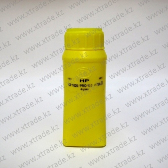 Тонер HP CLJ CP1025 Yellow IPM