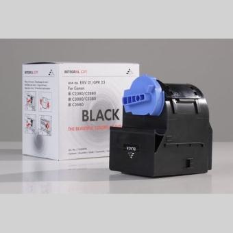 Тонер Canon C-EXV21 black Integral