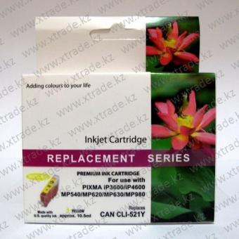 Inkjet Cartridge CLI-521Y