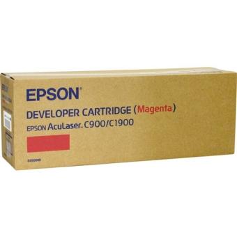 Developer Cartridge Epson C900/C1900 Magenta Original