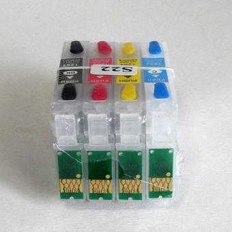 Перезаправляемые картриджи T1281-T1284