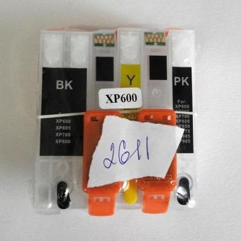 Перезаправляемые картриджи T2611-T2614,T2621