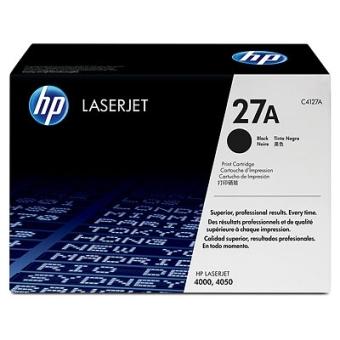 Картридж HP 27A (түпнұсқа)