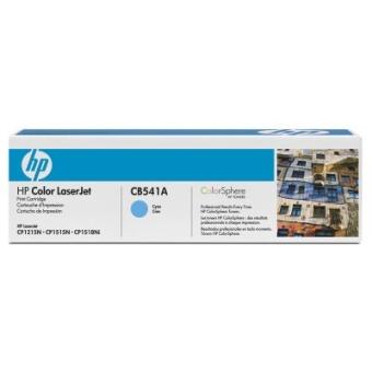 Картридж HP CB541A cyan (original)